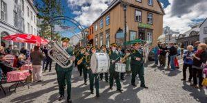 Reykjavik_marching-band