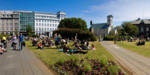 Reykjavik_summer _day