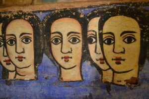 Art at Lake Tana