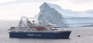 IPC ship by iceberg